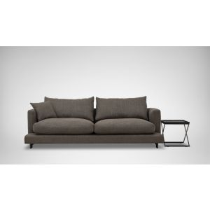 sofa with cushions