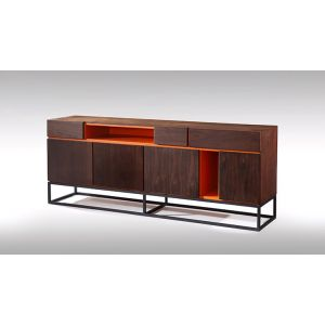 long wood sideboard - Hong Kong